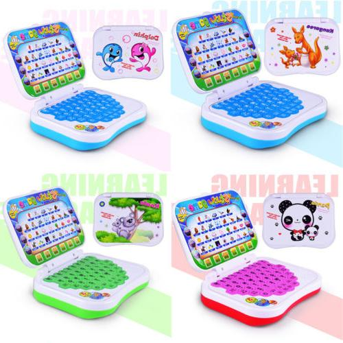 US Carton Computer Laptop Learning Toys Gift For Girls