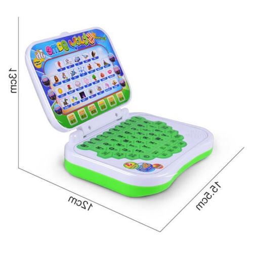 US Children Computer Laptop Educational Learning Toys Gift For