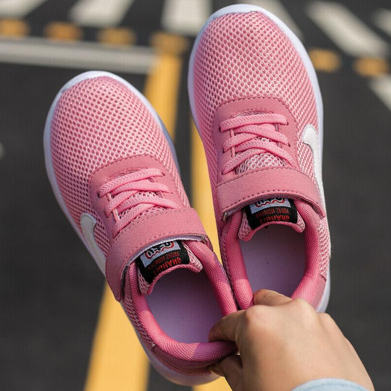 US 13 1 2 3 4 5 6 Sneakers Kids Shoes