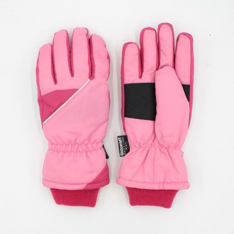 Warm Gloves For Girls Cycling Outdoor