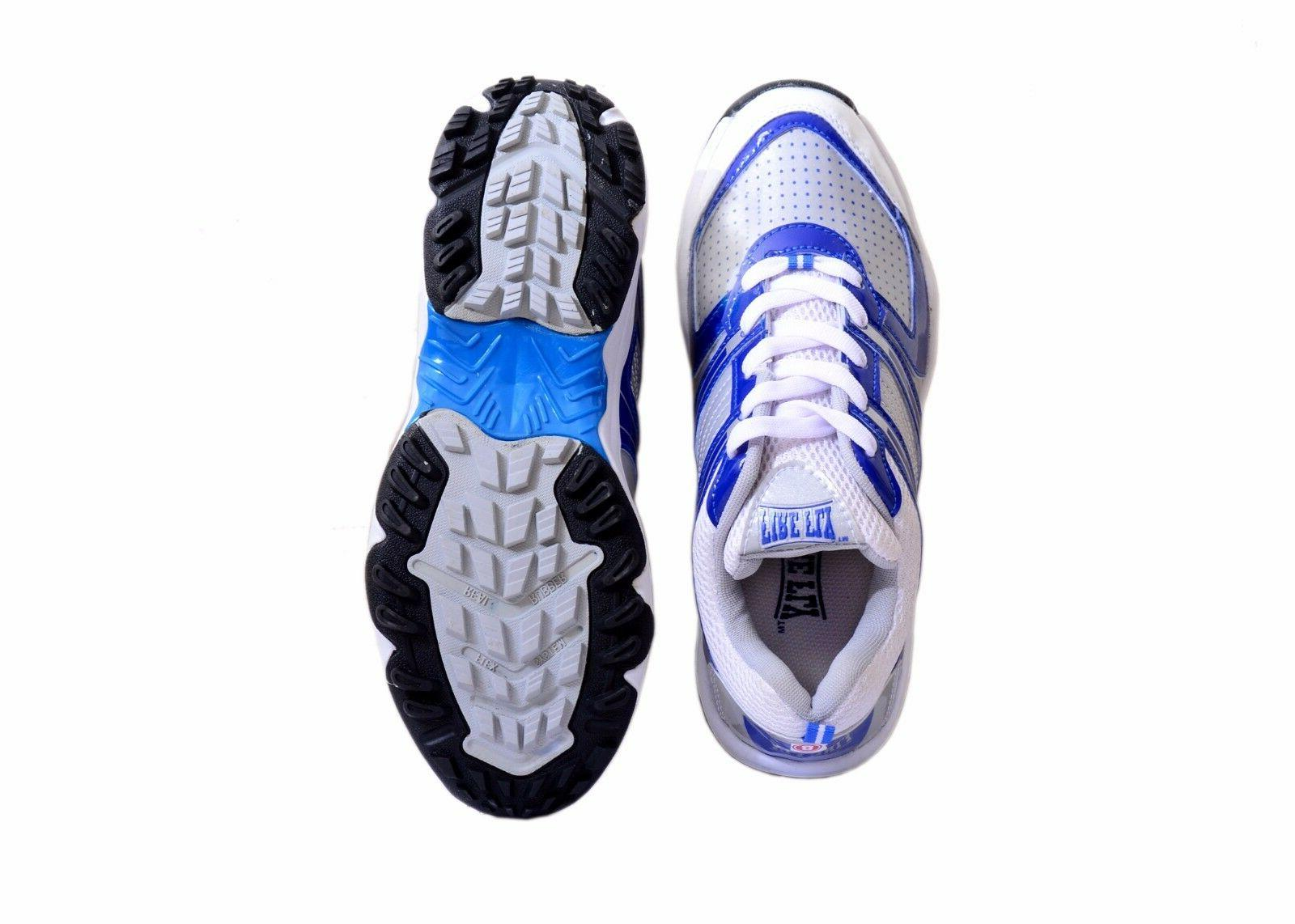 Firefly Warrior Cricket Performance Shoe Blue Sports Trainer