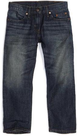 Levi's Boys' 505 Regular Fit Jeans, Roadie