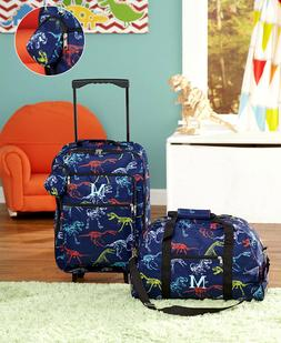 Luggage for Kids Boys Set Small Rolling Suitcase Duffel Bag