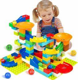 Victostar Marble Run Building Blocks Construction Toys Set P