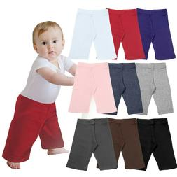 Mato & Hash Baby Pants For Boys and Girls Cotton Comfort