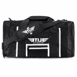 Men Sports Duffel Gym Bag Fitness Workout Travel Bags For Bo