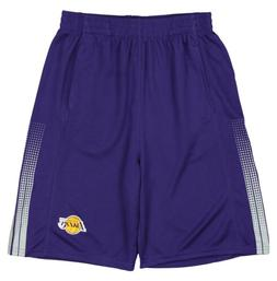 Outerstuff NBA Youth Los Angeles Lakers Slam Dunk Shorts, Pu