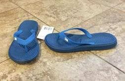 NEW $22 NIKE BIG BOYS SIZE 7 7Y SOLAY SANDAL FLIP FLOP SHOES