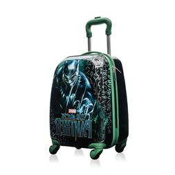 NEW Marvel Black Panther Kids 18 Inch Spinner Carry On Trave