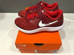 NEW Nike Boy's Flex Contact Boy's Youth  Shoes 917934 600 Si