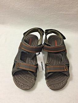 NEW Sonoma Boy's Goods For Life River Sandals, Eagle Brown,