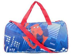 New Marvel Spiderman Shoulder Sports Duffel Bag for Boy Kids