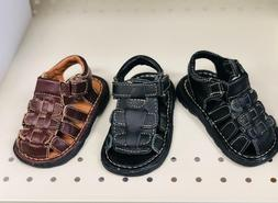 New Strappy Gladiator Leather Sandals For Baby boys and Todd