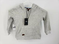 New Toddler Boys Seven For All Mankind 4T Heather Grey 1/4 Z