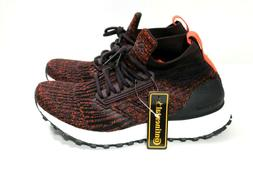 NEW adidas Ultra Boost ATR Mid J Burgundy Women's Size 7 Y