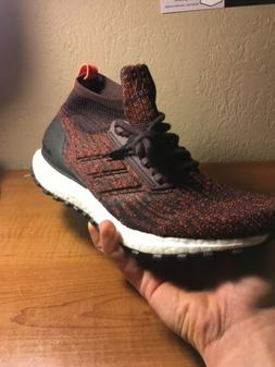 NEW adidas Ultra Boost Burgundy Women's 8.5 Size  Youth Bo