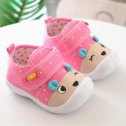Newborn Baby Soft Sole Shoes Sneakers For Infant Toddler Boy