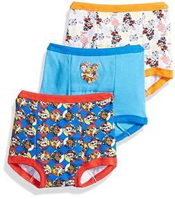 NEW Nickelodeon Paw Patrol Toddler Boys 3 Pack Training Pant