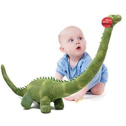 "Niuniu Daddy 31.5"" Plush  Baby Dinosaur Stuffed Animal Toy"