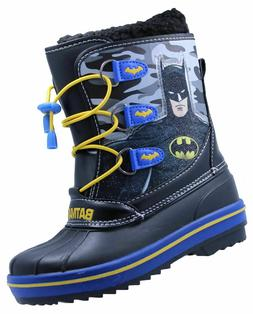 nwt batman winter boots for boys size