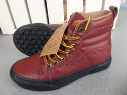 NWT VANS BOYS/YOUTH SK8-HI MTE SNEAKERS/SHOES SIZE 13.BRAND