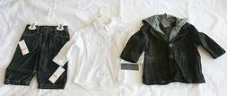 NWT Kenneth Cole Reaction 3 Piece Jacket Set for Toddlers 10