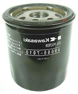 Oil Filter ZT Elite OEM # 063-8017-00 2016 Bad Boy Model Kaw