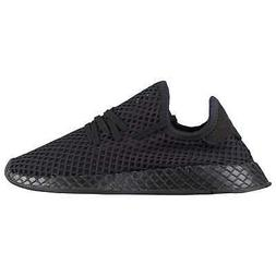 dd53acab2 didas Originals Deerupt Runner Boys  Grade School Black Black White