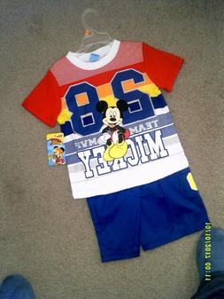 outfit for boys size 4 new