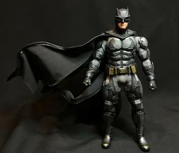 PB-C-MZB: Black Wired Cape for Mezco One:12 Tactical Suit Ba