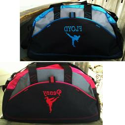 Personalized Karate Duffle Bag Sports ,tae kwon do Martial A