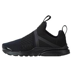 Nike Presto Extreme Big Kid's Shoes Gym Black/Black 870020-0
