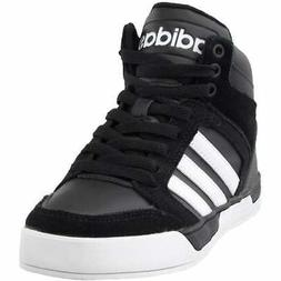 adidas RALEIGH 9TIS MID  Casual Basketball Court Shoes Black