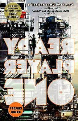 ready player one by ernest cline 2012