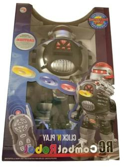 Click N' Play Remote Control Robot for Kids