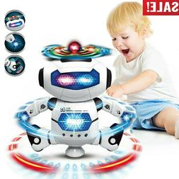 Robot Toys for Boys Kids Toddler Robot 3-9 Year Old Age Xmas