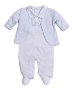 Scotty Footie with Jacket for Baby Boy
