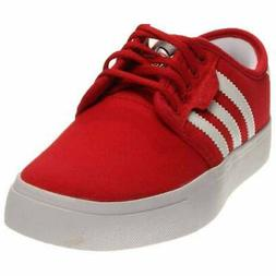adidas Seeley J Sneakers Casual Skate Performance  - Red - B