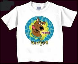 Scooby Doo Shirt Personalized Birthday T shirt Gift Tee For