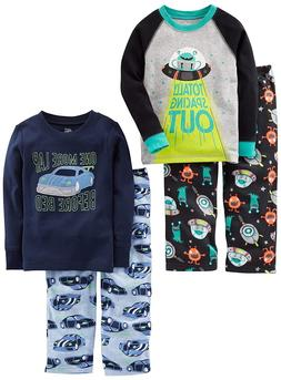 Simple Joys by Carter's Little Kid and Toddler Boys' 4-Piece