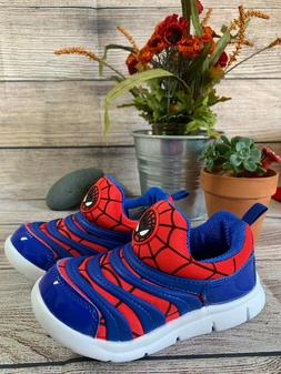SPIDERMAN Boys Casual Sneaker Shoes For Kids and Toddlers, F