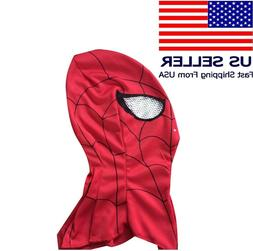 Spiderman Mask for Kids Boys Girls Teens Birthday - USPS Fir