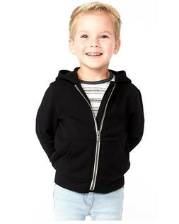 Spring Clearance Sale Cozy Zip-Front Hoodie for Toddler Boys