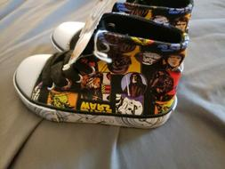 Star Wars Disney Toddler size 8 shoes for boys. New, no box.