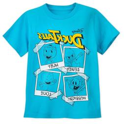 DISNEY Store TEE for Boys DUCK TALES T Shirt Pick Size NWT