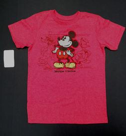 DISNEY Store TEE for Boys MICKEY MOUSE and FRIENDS T Shirt R