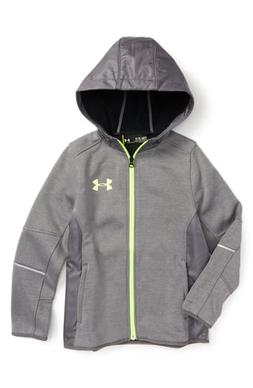 Boy's Under Armour Storm Swacket Water Resistant Zip Hoodie,