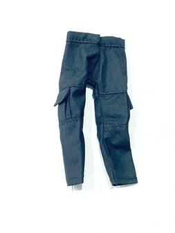 SU-CG-GRY: Grey Cargo Pants for Mezco or Marvel Legends Male