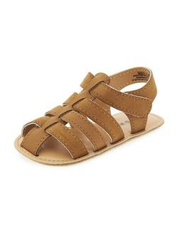Old Navy Sueded Fisherman Sandals for Baby Boy 0-12 Months B