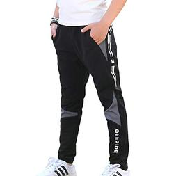 CNMUDONSI Sweatpants Large Casual Clothing Jogging Track Pan